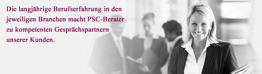 Personalberatung, E-Recruiting - PSC Pro Search Consultung GmbH